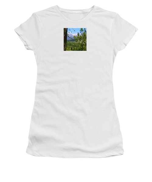 Views Of Katahdin Women's T-Shirt (Athletic Fit)