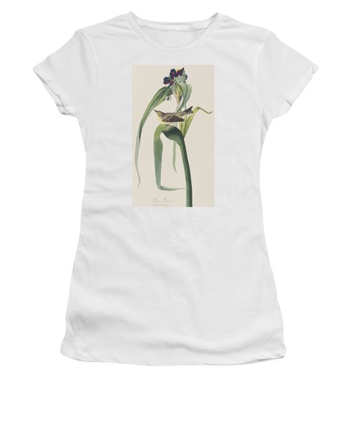 Vigor's Warbler Women's T-Shirt (Athletic Fit)