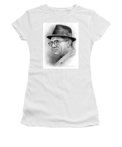 Vince Lombardi Women's T-Shirt