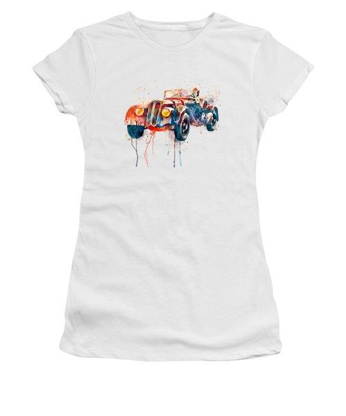 Vintage Driver  Women's T-Shirt