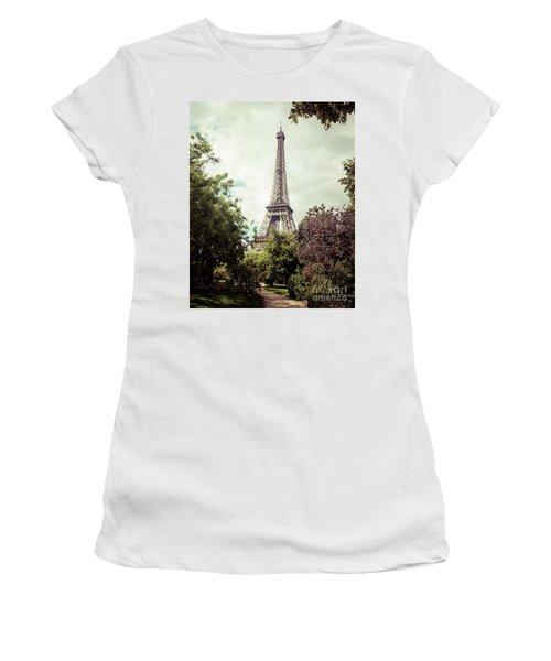 Vintage Paris Women's T-Shirt