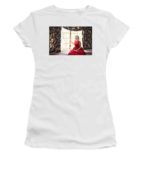 Vintage Val Home For The Holidays Women's T-Shirt
