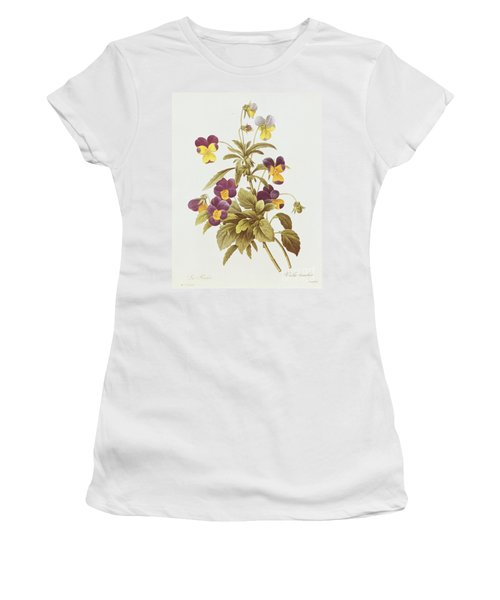 Viola Tricolour  Women's T-Shirt