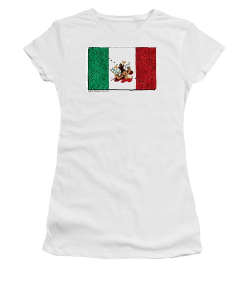 Violence In Mexico Women's T-Shirt