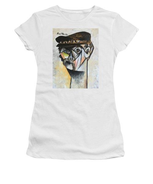 Vitae The Old Man  Women's T-Shirt (Junior Cut)