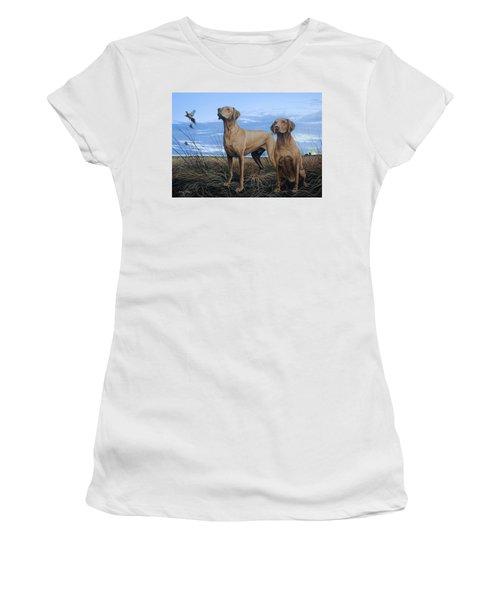Vizslas Women's T-Shirt