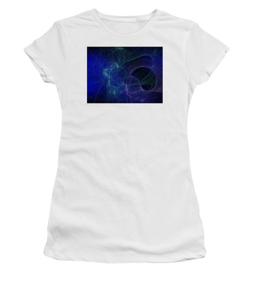 Voyteh Point Women's T-Shirt (Athletic Fit)