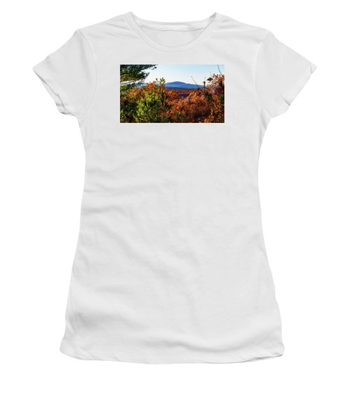 Wachusett In Fall Women's T-Shirt