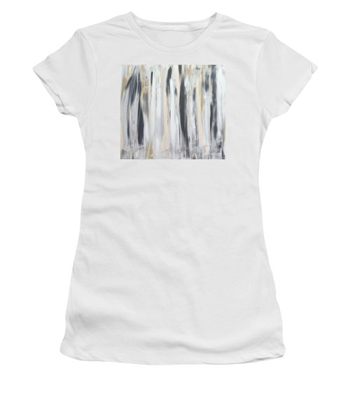 Walk In Peace Women's T-Shirt (Athletic Fit)