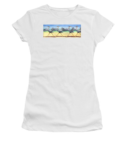 Walk This Way Women's T-Shirt