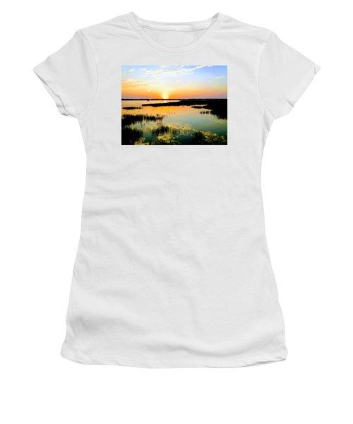 Warm Wet Wild Women's T-Shirt