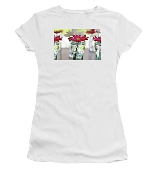 Water Lovers Women's T-Shirt (Athletic Fit)