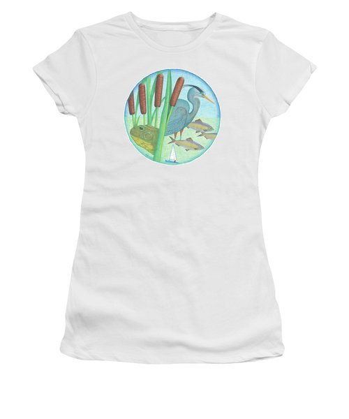 We Are All Connected Women's T-Shirt