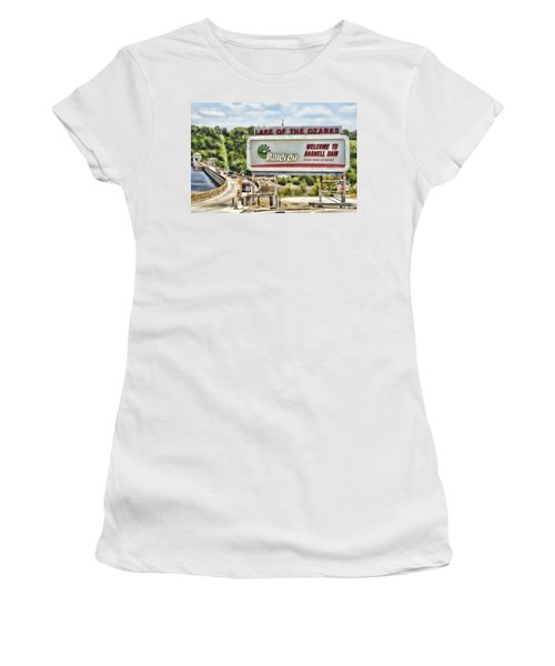 Welcome To Bagnell Dam Women's T-Shirt