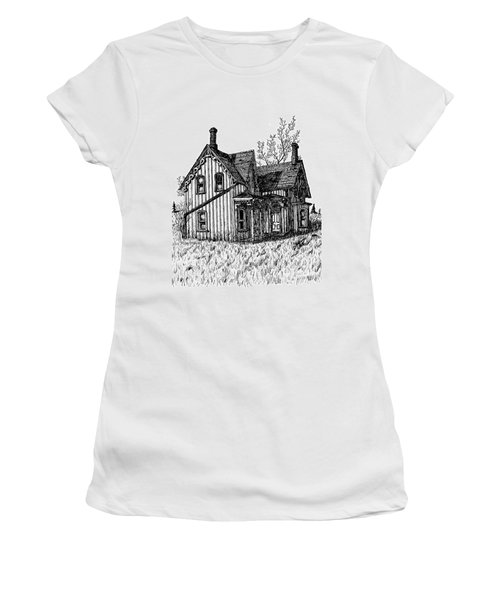 Westhill House 2 Women's T-Shirt (Athletic Fit)