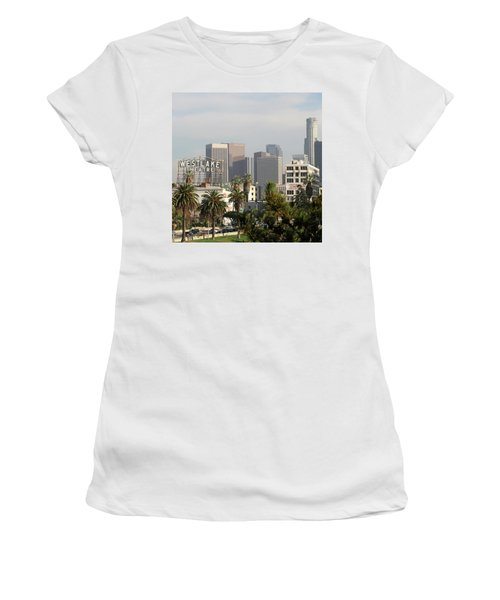 Westlake, Los Angeles Women's T-Shirt (Athletic Fit)