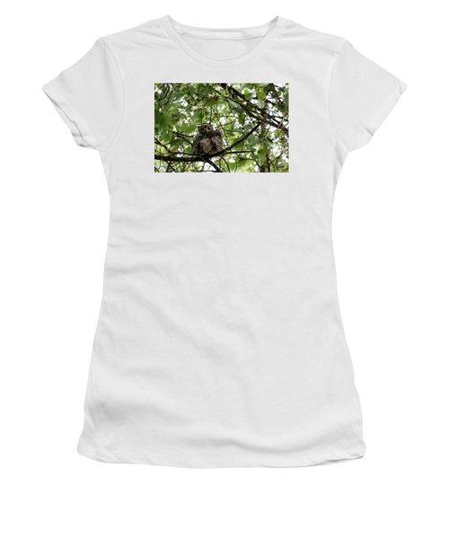 Wet Owl - Wide View Women's T-Shirt
