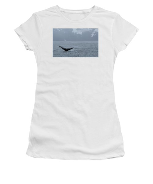 Whale Fluke Women's T-Shirt