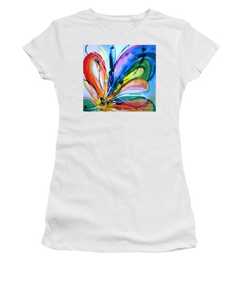 What A Fly Dreams Women's T-Shirt