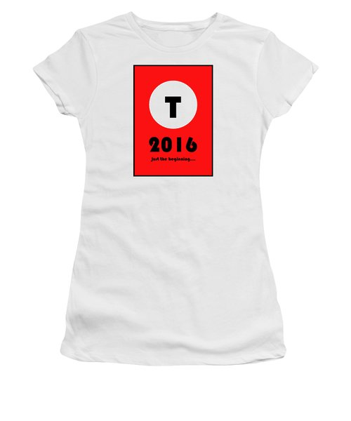 What If? Women's T-Shirt (Athletic Fit)