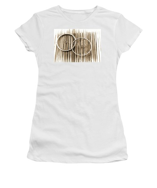 Wheels On Bamboo Women's T-Shirt