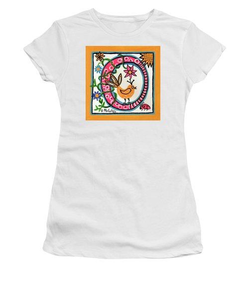 Whimsical O Women's T-Shirt