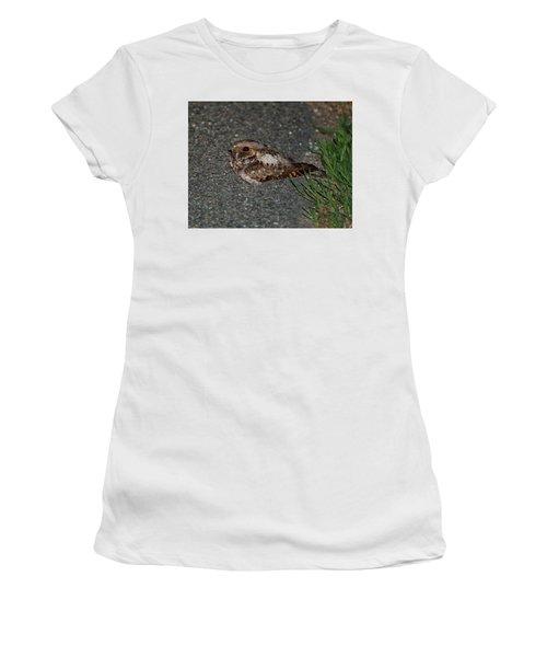 Whip-poor-will Women's T-Shirt (Junior Cut)