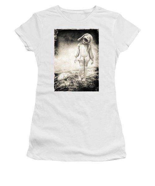 White Rabbit Women's T-Shirt
