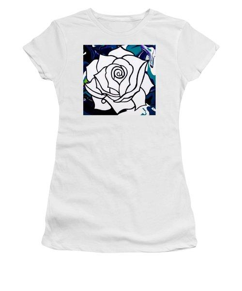 White Rose Women's T-Shirt