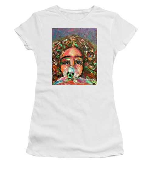 Why You Leave Us Women's T-Shirt