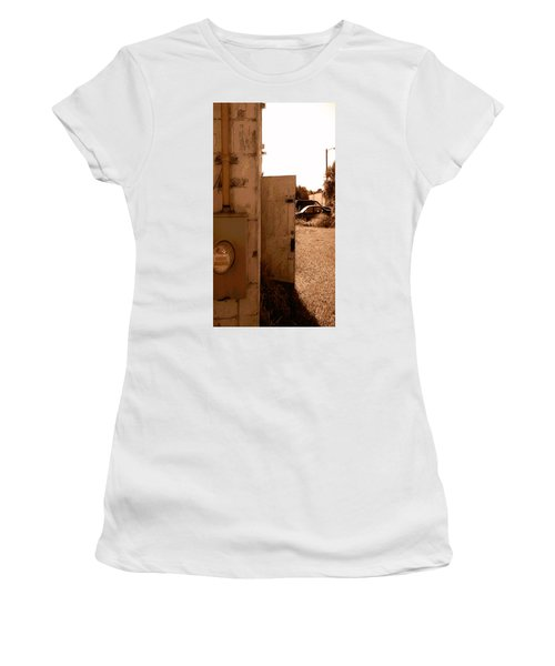 Wide Open Women's T-Shirt