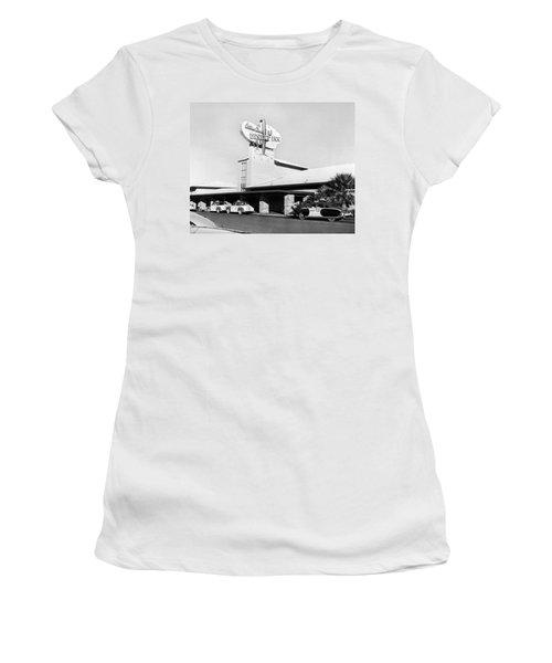 Wilbur Clark's Desert Inn Women's T-Shirt