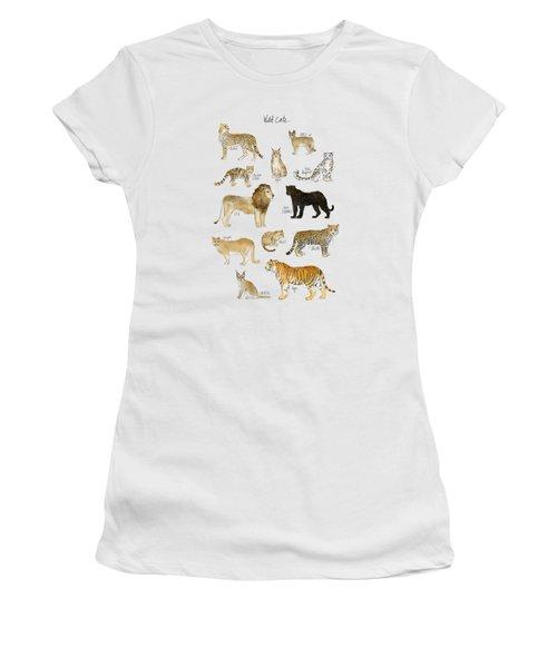 Wild Cats Women's T-Shirt