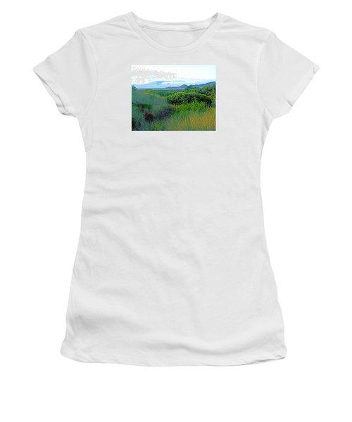 Wild Coastal Flora Women's T-Shirt