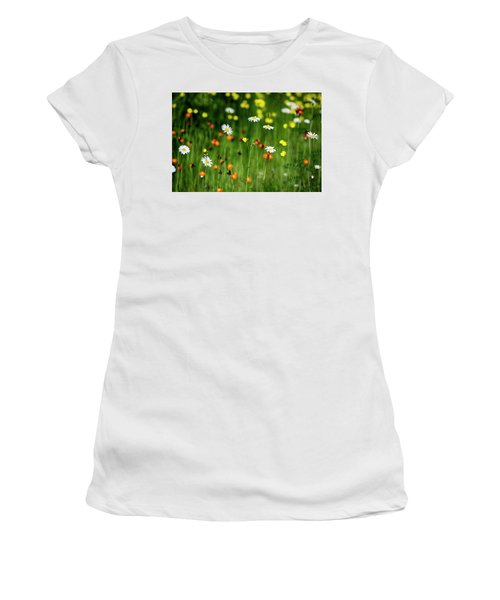 Wildflowers2 Women's T-Shirt