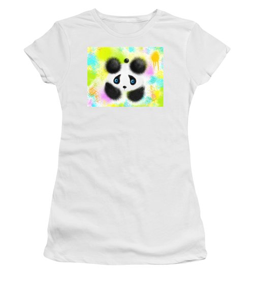 Will I Fit In Women's T-Shirt (Junior Cut) by Oiyee At Oystudio