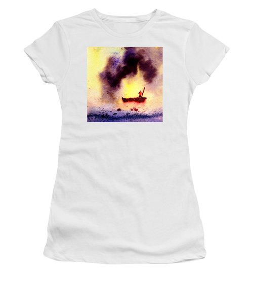 Will Power Women's T-Shirt (Athletic Fit)