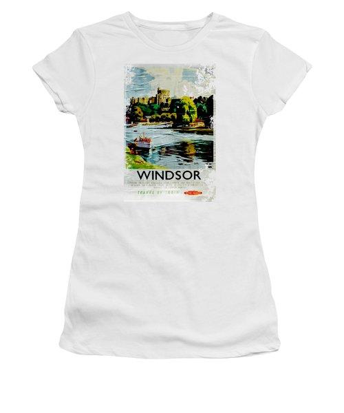 Windsor Women's T-Shirt (Athletic Fit)