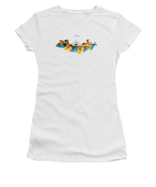 Winnipeg Skyline Women's T-Shirt