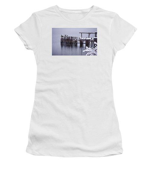 Winterized Women's T-Shirt (Athletic Fit)