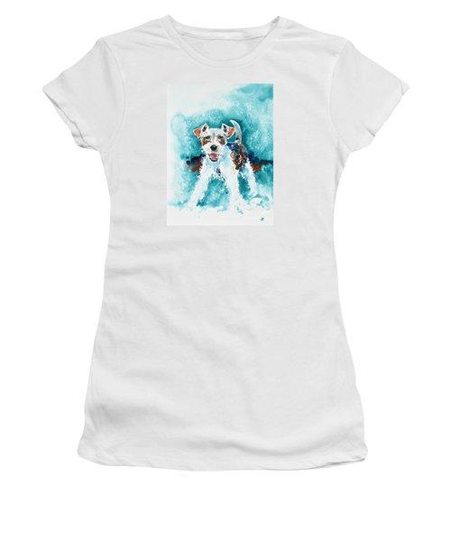 Wire Fox Terrier Women's T-Shirt