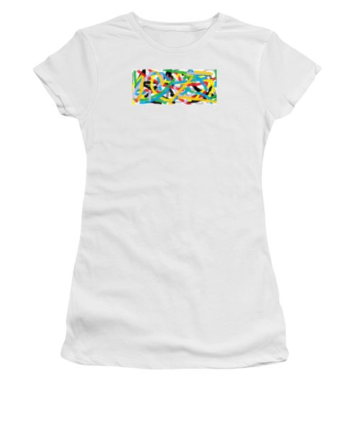 Wish - 21 Women's T-Shirt (Junior Cut) by Mirfarhad Moghimi