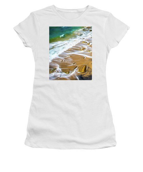 Withdrawn 2 Women's T-Shirt (Athletic Fit)