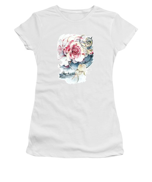 Without Fear Of The Storm Women's T-Shirt