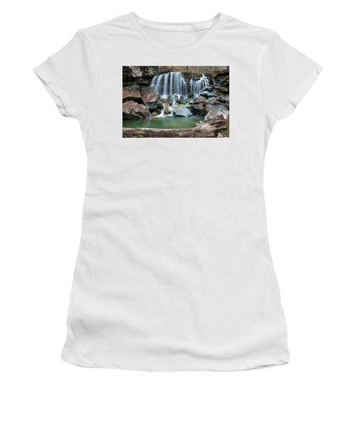 Wolf Creek Falls Women's T-Shirt
