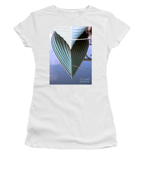 Wooden Boat Women's T-Shirt (Athletic Fit)