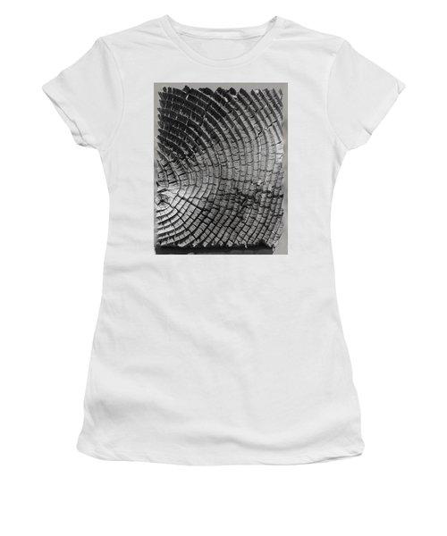 Wooden Log Women's T-Shirt