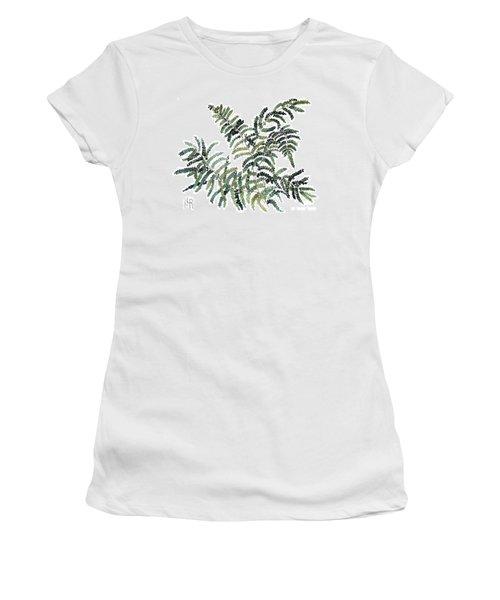 Woodland Maiden Fern Women's T-Shirt