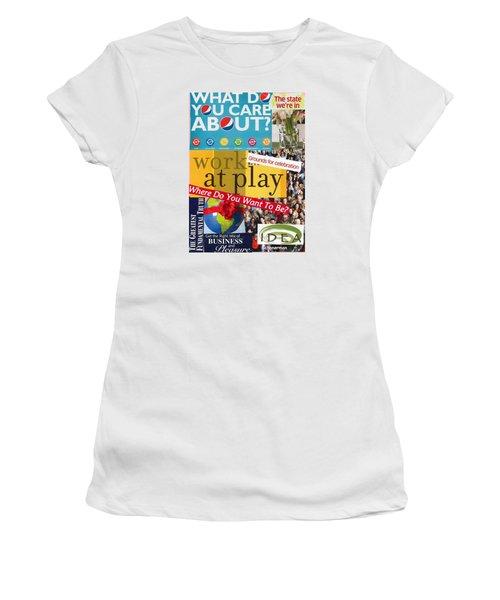 Work At Play Women's T-Shirt