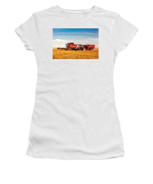 Working Side-by-side Women's T-Shirt